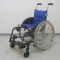 Leichtgewichts-Rollstuhl mit Leichtmetall Rahmen, rollstuhlexpress.ch