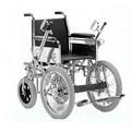 Handhebelrollstuhl; Rollstuhl, welcher mittels seitwärts angebrachter Handhebel bewegt werden kann rollstuhlexpress.ch