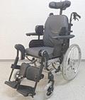 Pflegerollstuhl Pelotten sorgen für aufrechtes Sitzen rollstuhlexpress.ch