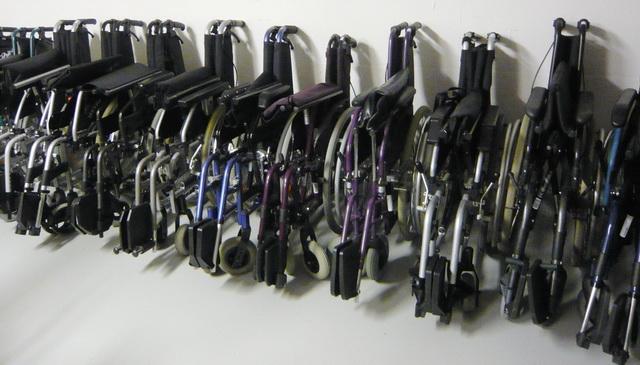 Marken-Rollstühle zu Tiefpreisen