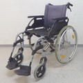 Leichtgewichts-Rollstuhl; ein solcher ist äusserst wendig und leichtgängig. rollstuhlexpress.ch